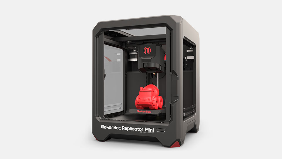 3D Printer MakerBot Replicator Mini