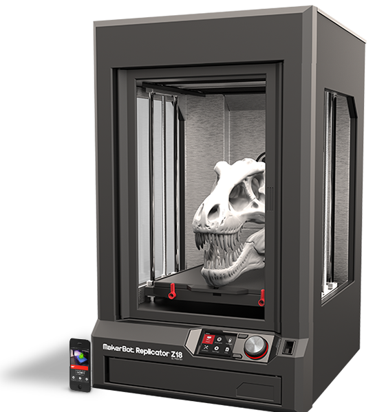 3D Printer MakerBot Replicator Z18