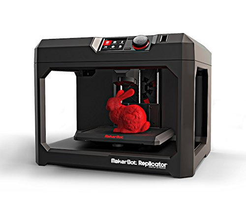 3D Printer MakerBot Replicator Desktop 3D Printer - 5th Generation