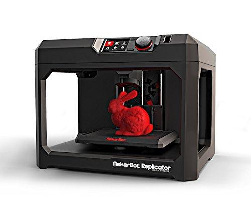 3D Printer MakerBot Replicator Desktop 3D Printer - 5th Generation