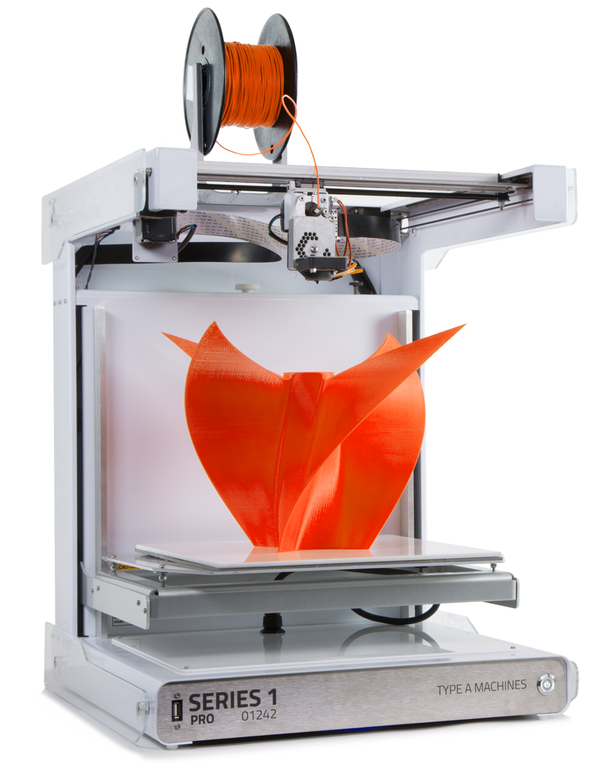 3D Printer Type a Machines Series 1 Pro