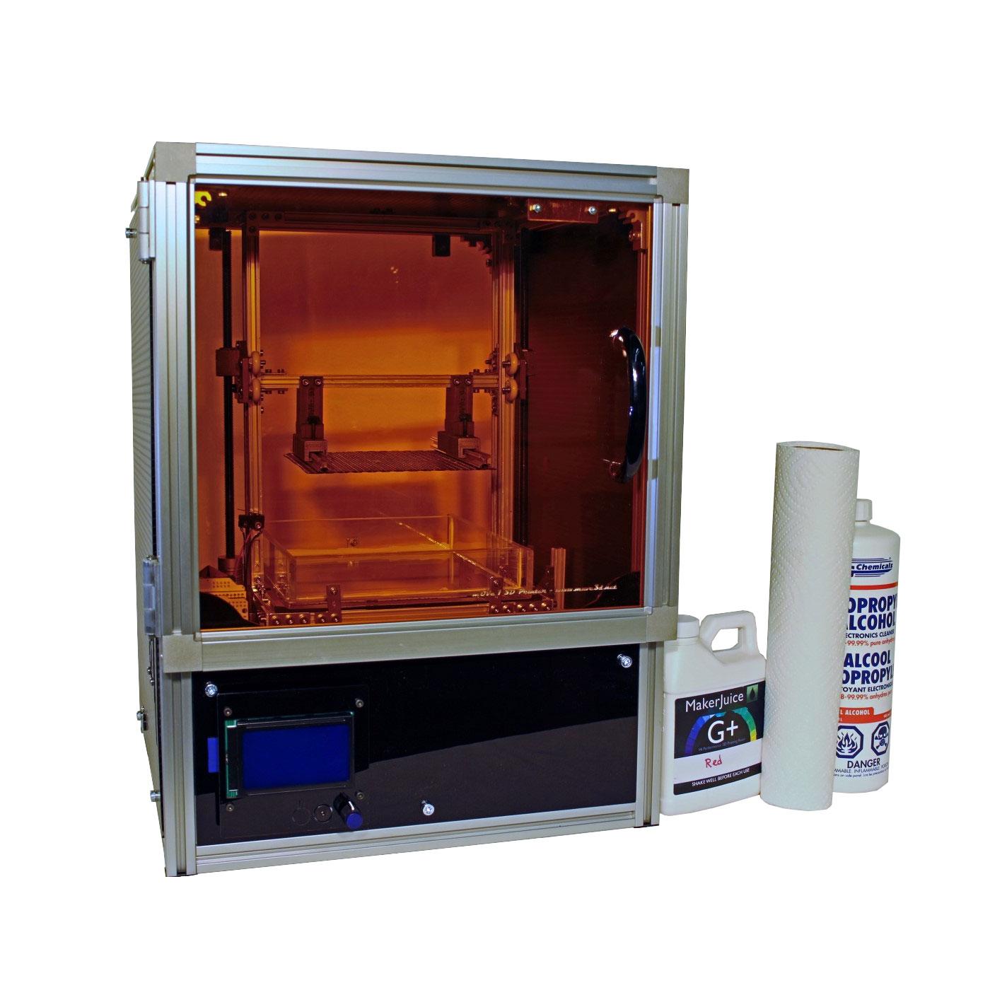 3D Printer mUVe 1